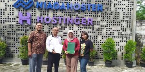Foto FTTI Unjani Yogyakarta x Niagahoster